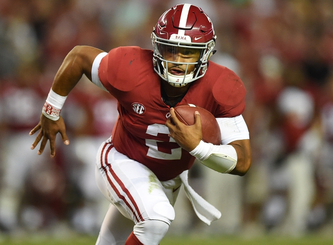 Tennessee vs. Alabama - 10/20/18 College Football Pick, Odds, and Prediction