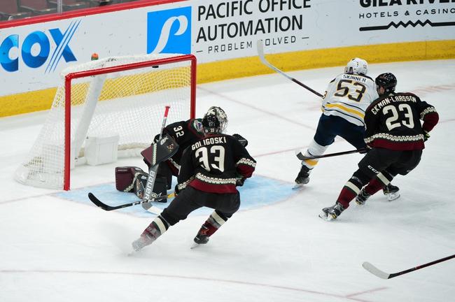 Buffalo Sabres vs. Arizona Coyotes - 10/28/19 NHL Pick, Odds, and Prediction