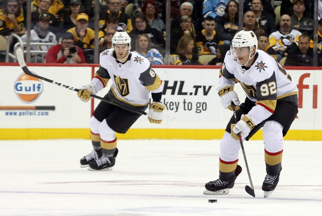 Pittsburgh Penguins vs. Vegas Golden Knights - 10/19/19 NHL Pick, Odds, and Prediction
