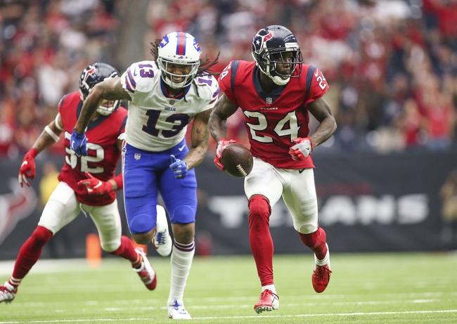 Buffalo Bills at Houston Texans - 1/4/20 NFL Pick, Odds, and Prediction
