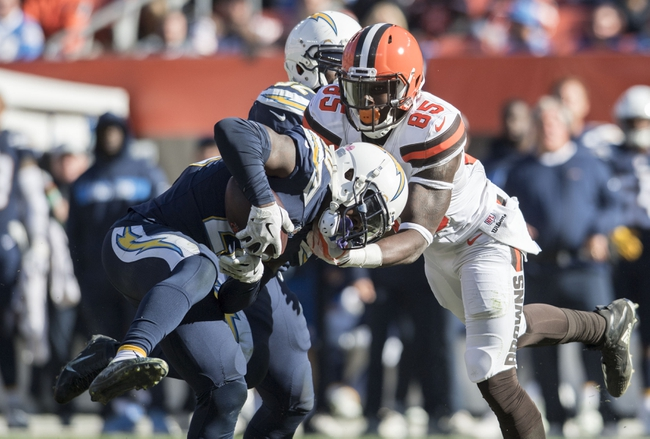 Los Angeles Chargers vs. Cleveland Browns - 5/2/20 Madden20 NFL Sim Pick, Odds, and Prediction
