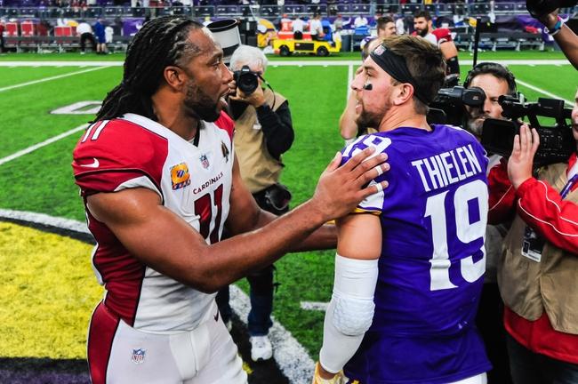 Minnesota Vikings vs. Arizona Cardinals - 8/24/19 NFL Preseason Pick, Odds, and Prediction