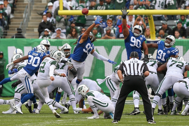 Week 3: Indianapolis Colts vs New York Jets 9/27/20 NFL Picks, Odds, Predictions