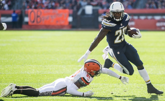 Los Angeles Chargers vs. Tennessee Titans - 10/21/18 NFL Pick, Odds, and Prediction