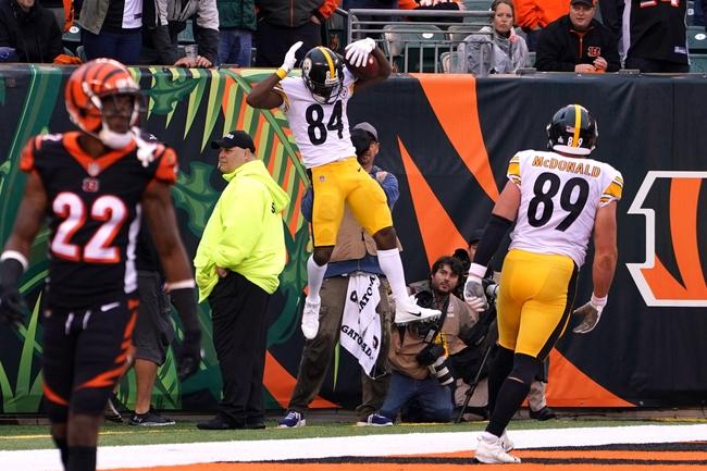 Pittsburgh Steelers vs. Cincinnati Bengals - 12/30/18 NFL Pick, Odds, and Prediction