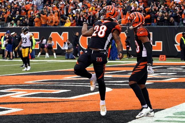 Tampa Bay Buccaneers at Cincinnati Bengals - 10/28/18 NFL Pick, Odds, and Prediction