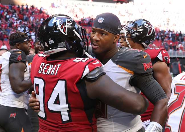 Atlanta Falcons at Tampa Bay Buccaneers - 12/30/18 NFL Pick, Odds, and Prediction