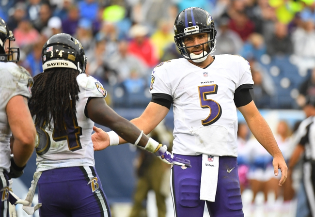 Baltimore Ravens vs. New Orleans Saints - 10/21/18 NFL Pick, Odds, and Prediction