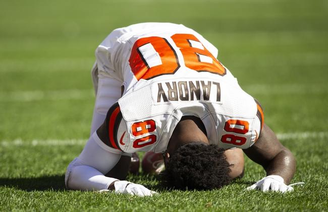Atlanta Falcons at Cleveland Browns - 11/11/18 NFL Pick, Odds, and Prediction