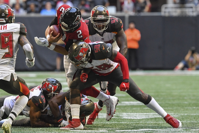 Tampa Bay Buccaneers vs. Atlanta Falcons - 12/30/18 NFL Pick, Odds, and Prediction
