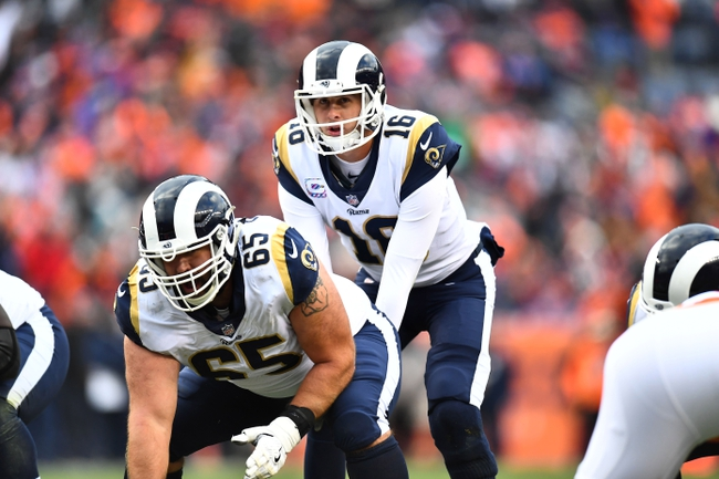 San Francisco 49ers vs. Los Angeles Rams - 10/21/18 NFL Pick, Odds, and Prediction