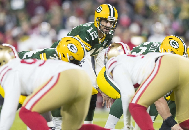 Green Bay Packers at San Francisco 49ers - 11/24/19 NFL Pick, Odds, and Prediction
