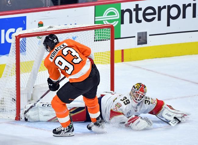 Philadelphia Flyers vs. Florida Panthers - 2/10/20 NHL Pick, Odds & Prediction