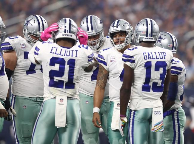 Dallas Cowboys vs. Tennessee Titans - 11/5/18 NFL Pick, Odds, and Prediction