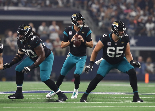 Houston Texans at Jacksonville Jaguars - 10/21/18 NFL Pick, Odds, and Prediction