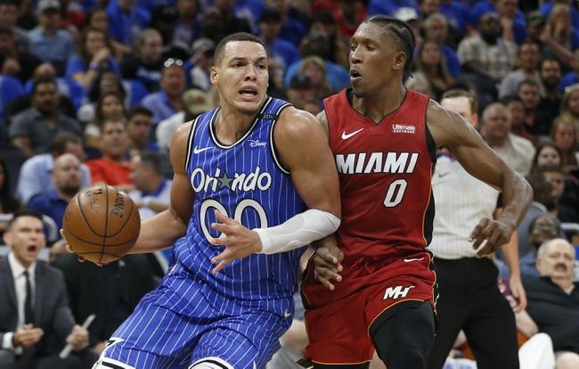 Miami Heat vs. Orlando Magic - 12/4/18 NBA Pick, Odds, and Prediction