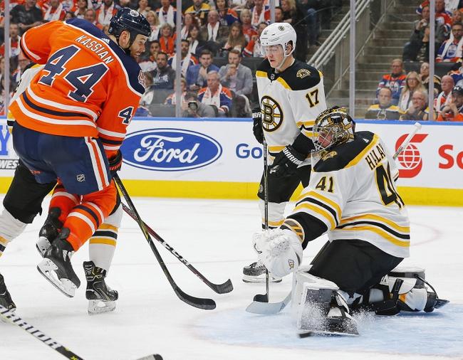 Boston Bruins vs. Edmonton Oilers - 1/4/20 NHL Pick, Odds & Prediction