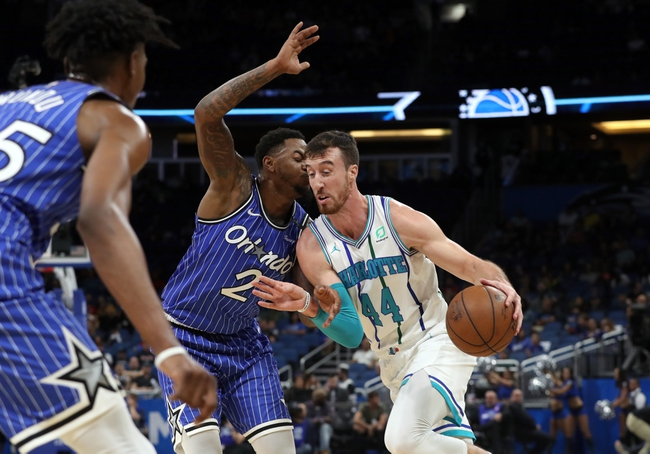 Charlotte Hornets vs. Orlando Magic - 12/31/18 NBA Pick, Odds, and Prediction