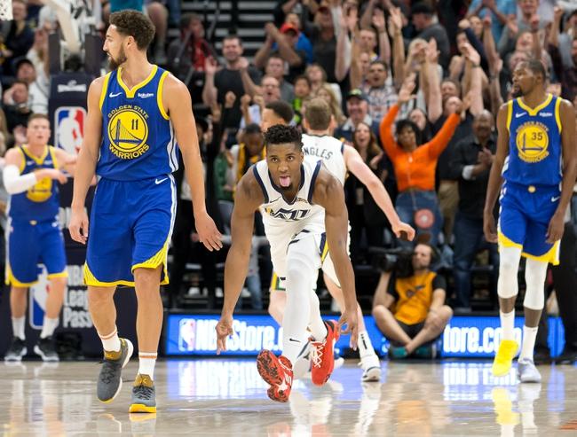 Utah Jazz vs. Golden State Warriors - 12/19/18 NBA Pick, Odds, and Prediction