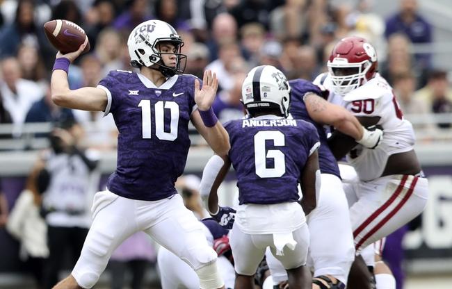 Kansas vs. TCU - 10/27/18 College Football Pick, Odds, and Prediction