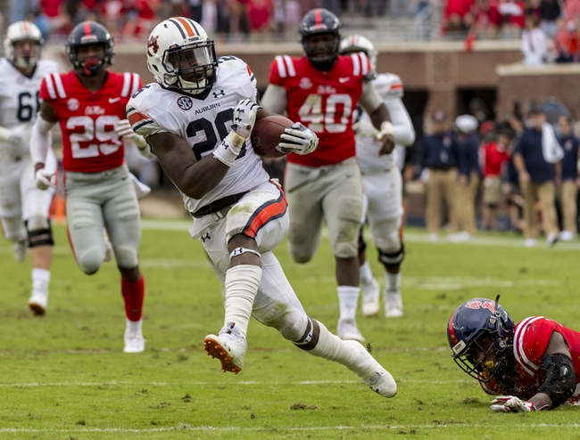 Auburn vs. Texas A&M - 11/3/18 College Football Pick, Odds, and Prediction