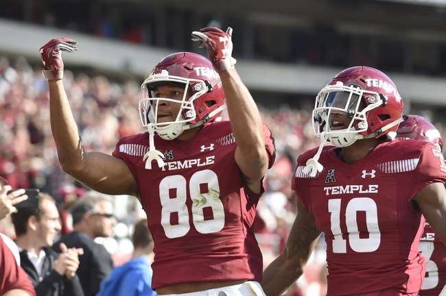 Temple vs. Maryland - 9/14/19 College Football Pick, Odds, and Prediction