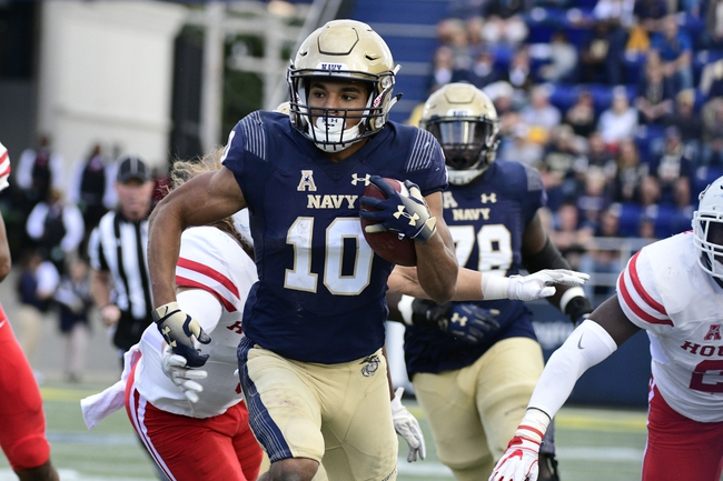 Navy vs. Holy Cross - 8/31/19 College Football Pick, Odds, and Prediction
