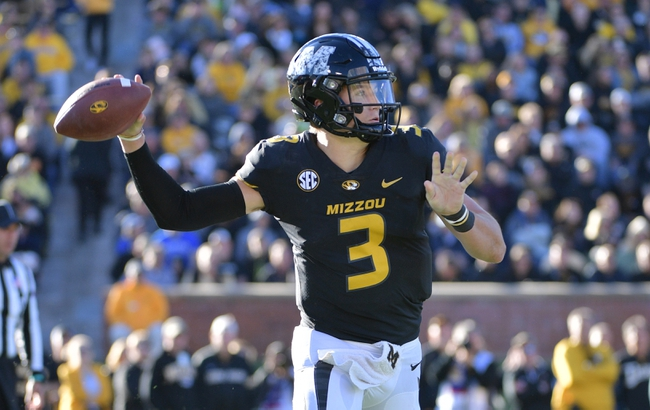 Missouri vs. Kentucky- 10/27/18 College Football Pick, Odds, and Prediction