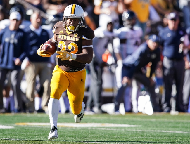 Wyoming vs. Air Force - 11/17/18 College Football Pick, Odds, and Prediction