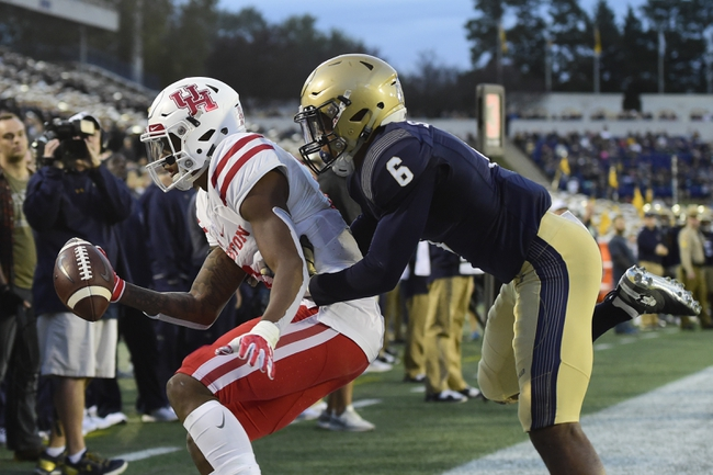 Houston vs. Navy - 11/30/19 College Football Pick, Odds, and Prediction