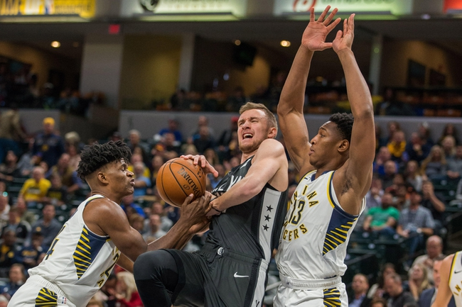 Brooklyn Nets vs. Indiana Pacers - 12/21/18 NBA Pick, Odds, and Prediction