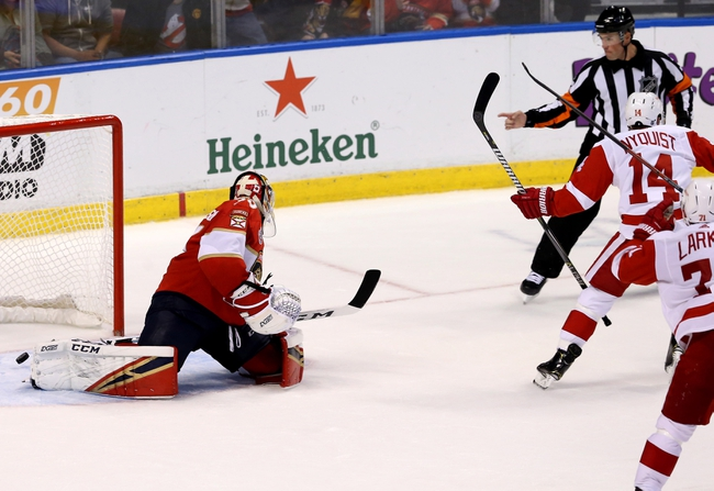 Florida Panthers vs. Detroit Red Wings - 12/28/19 NHL Pick, Odds & Prediction