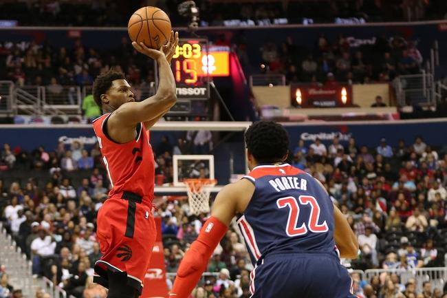 Toronto Raptors vs. Washington Wizards - 11/23/18 NBA Pick, Odds, and Prediction