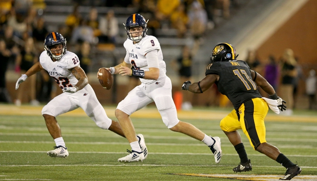 UTSA vs. Southern Miss - 11/16/19 College Football Pick, Odds, and Prediction
