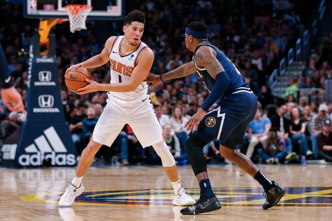 Phoenix Suns vs. Denver Nuggets - 12/29/18 NBA Pick, Odds, and Prediction
