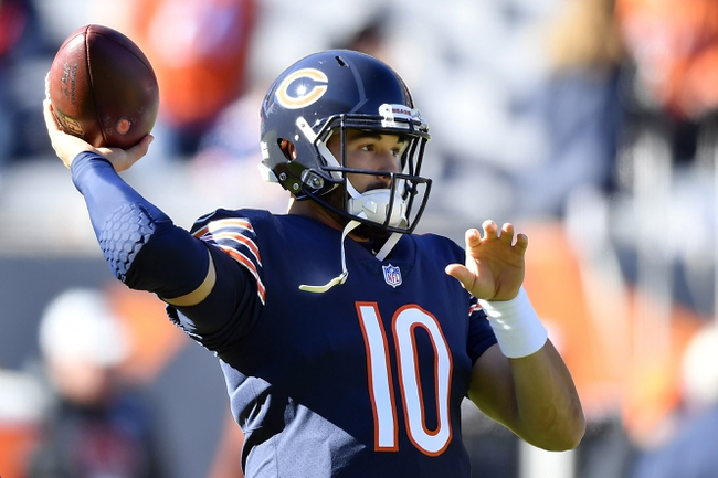 New York Jets at Chicago Bears - 10/28/18 NFL Pick, Odds, and Prediction