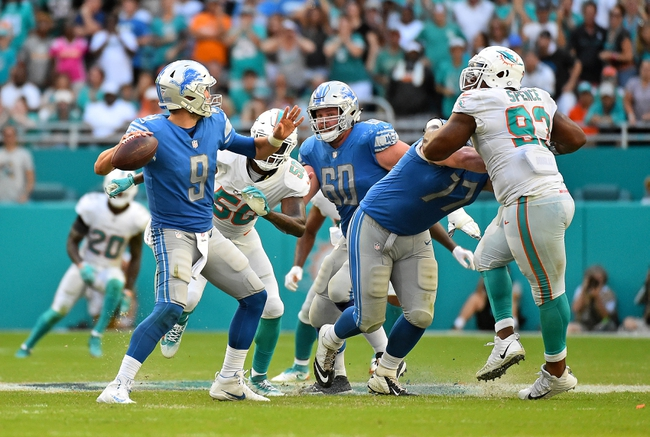 Miami Dolphins vs. Detroit Lions - 4/24/20 Madden 20 Sim NFL Pick, Odds, and Prediction