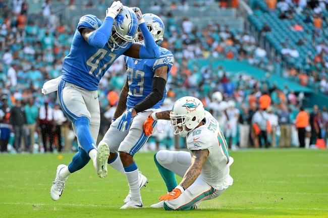 Detroit Lions vs. Miami Dolphins - 6/2/20 Madden20 NFL Sim Pick, Odds, and Prediction