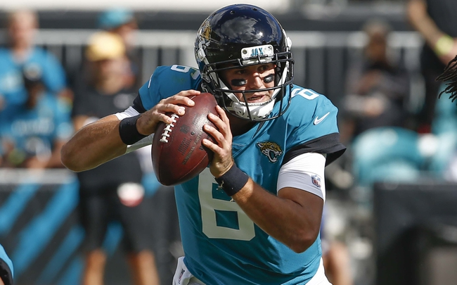 Indianapolis Colts at Jacksonville Jaguars - 12/2/18 NFL Pick, Odds, and Prediction