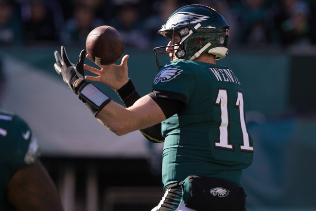 Jacksonville Jaguars vs. Philadelphia Eagles - 10/28/18 NFL Pick, Odds, and Prediction