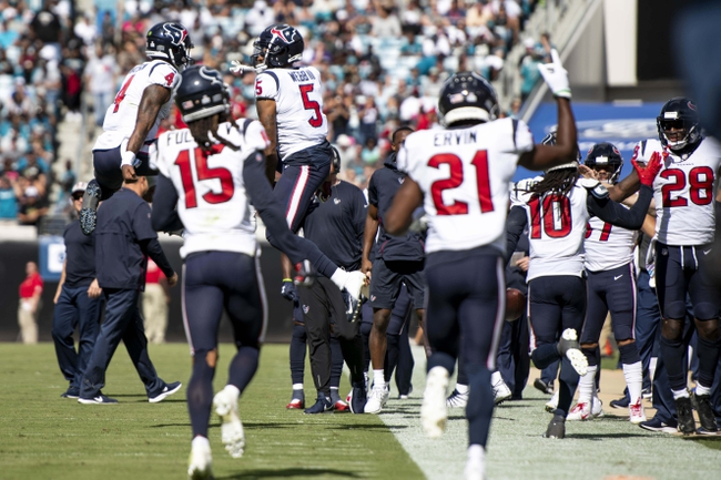 Houston Texans vs. Miami Dolphins - 10/25/18 NFL Pick, Odds, and Prediction