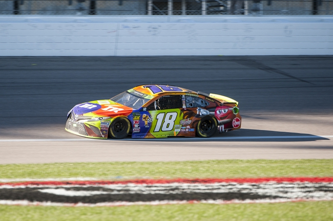 First Data 500: NASCAR Preview, Odds, Pick, Predictions, Dark Horses - 10/28/18