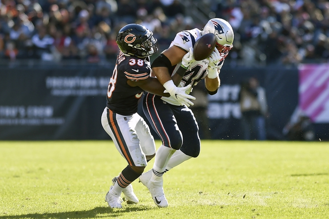 Chicago Bears vs. New England Patriots - 4/28/20 Madden 20 Sim NFL Pick, Odds, and Prediction