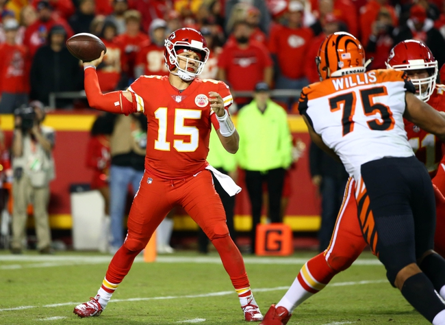 Denver Broncos at Kansas City Chiefs - 10/28/18 NFL Pick, Odds, and Prediction