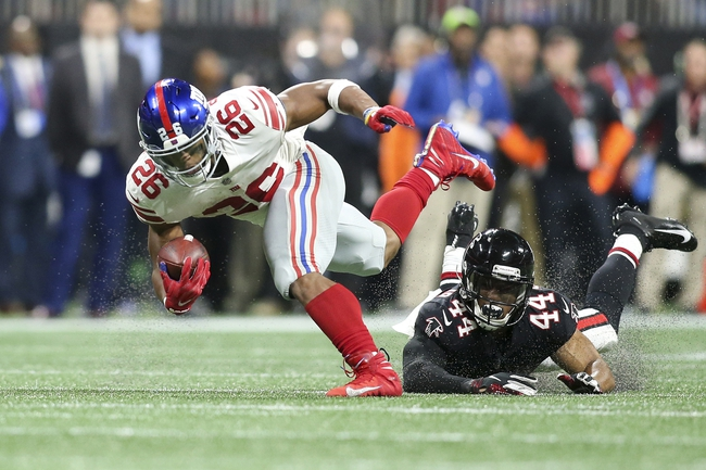 New York Giants at San Francisco 49ers - 11/12/18 NFL Pick, Odds, and Prediction