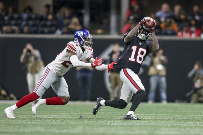 Washington Redskins vs. Atlanta Falcons - 11/4/18 NFL Pick, Odds, and Prediction