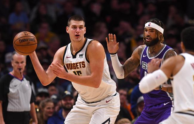 Sacramento Kings vs. Denver Nuggets - 1/3/19 NBA Pick, Odds, and Prediction