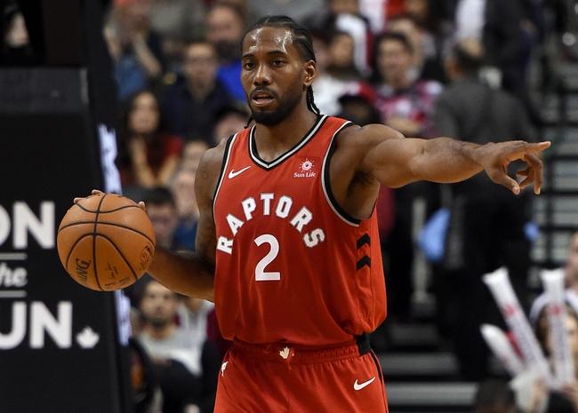 Toronto Raptors vs. Dallas Mavericks - 10/26/18 NBA Pick, Odds, and Prediction