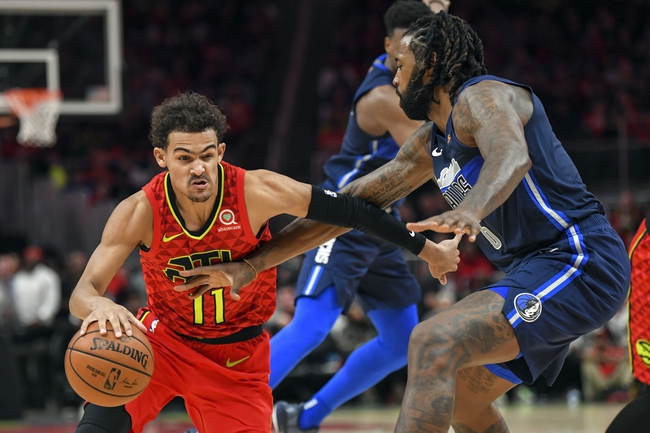Dallas Mavericks vs. Atlanta Hawks - 12/12/18 NBA Pick, Odds, and Prediction
