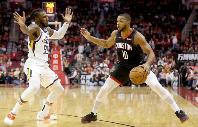 Utah Jazz vs. Houston Rockets - 12/6/18 NBA Pick, Odds, and Prediction